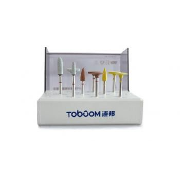 Toboom® HP0509D非貴金属材研磨用ポイントセット