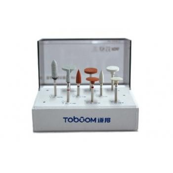 Toboom® HP0409D貴金属材研磨用ポイントセット